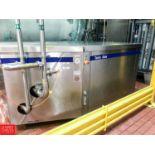 Tetra Alex 30 2-Stage Homogenizer, Model TAM30/160B, S/N 15844553368, and S/S Safety Switch