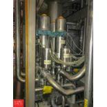 """2"""" S/S Control Top Air Valves (Located in Seneca, MO) Rigging: $ 200"""