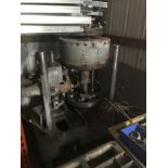 Angelus Can Seamer Parts Machine (Located in Seneca, MO) Rigging: $ 250