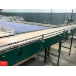 """Table Top Conveyor with Drive, 18"""" Width x 36' Length (Located in Seneca, MO) Rigging: $ 250"""
