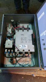 Lot 036 - Siemens soft start for 150 hp motor.