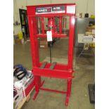Sunex Tools Model 5720AH 20 Ton Hydraulic H-Frame Shop Press