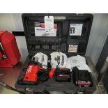 Ridgid Model RP340 18 Volt Cordless Pressing Tool