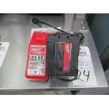 Milwaukee Model M18 Battery Charger