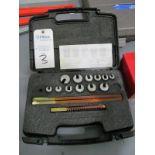 Hassay-Savage Model 70 Metric Broach Set