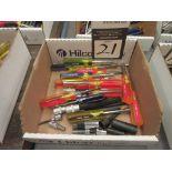 Blackhawk Assorted Nut Driver Hand Tools