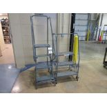 Mobile Safety Ladders