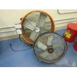 "MAXX 24"" Barrel Fan"
