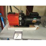 Alcatel Type 1005 Vacuum Pump