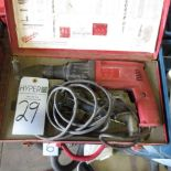 Lot 29 - Milwaukee Hammer Drill