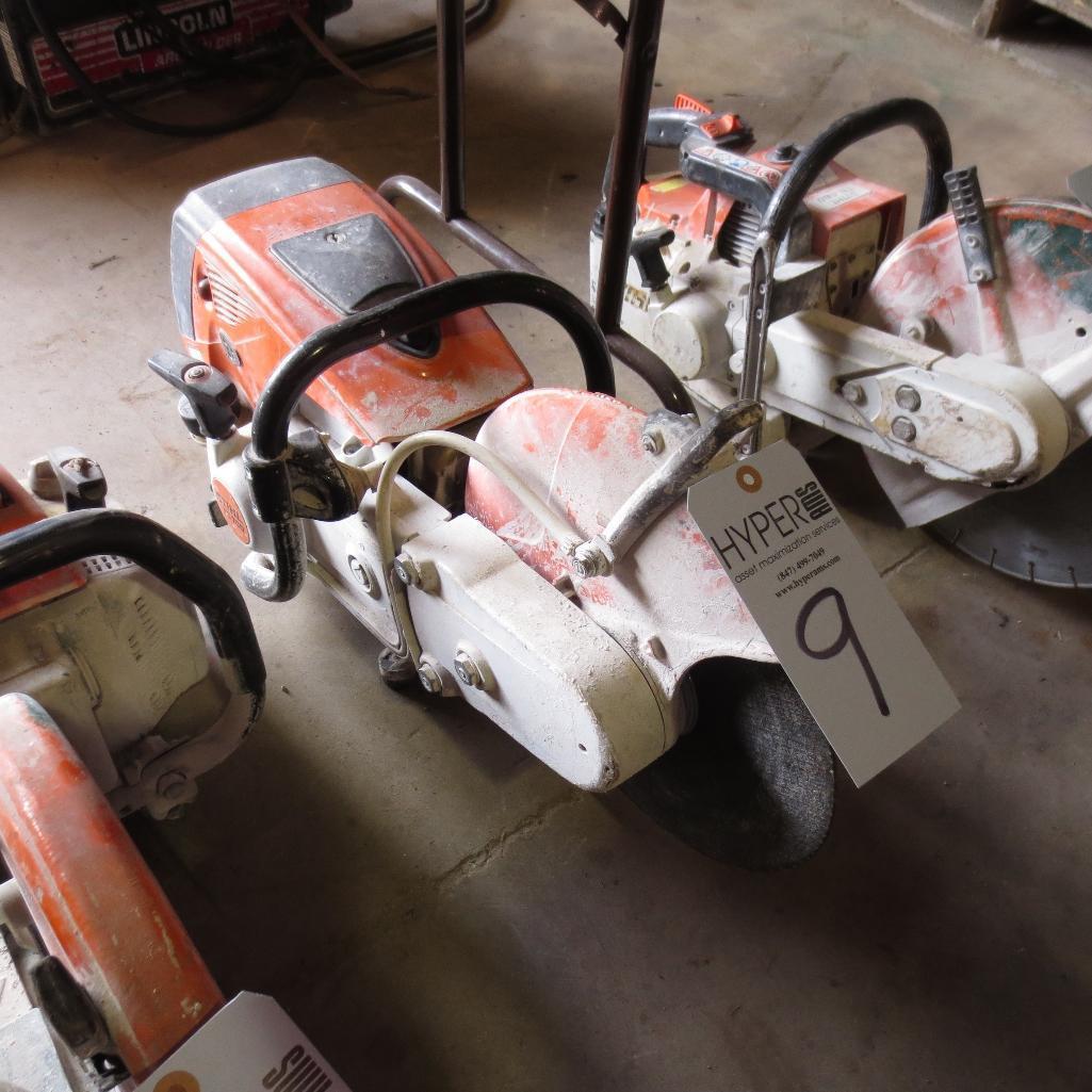 Lot 9 - Stihl TS700 Gas Cut Off Saw