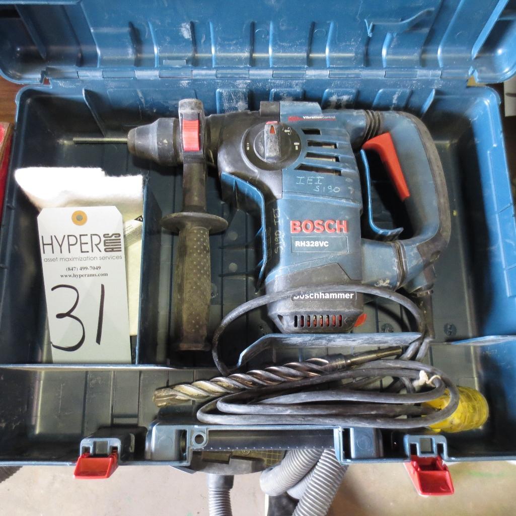 Lot 31 - Bosch RH328VC Hammer Drill