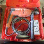 Lot 30 - Hilti UH700 Hammer Drill