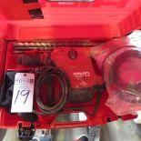 Lot 19 - Hilti TE50-AVR Hammer Drill