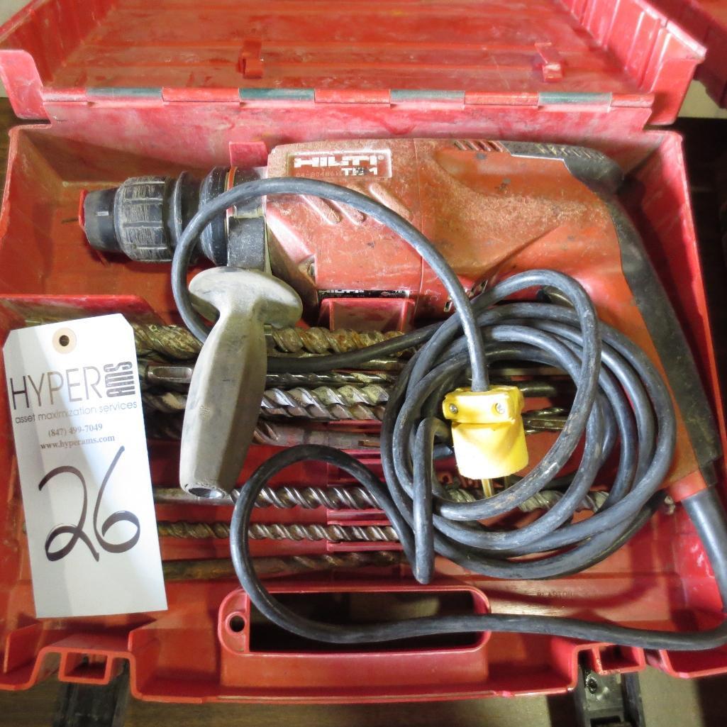 Lot 26 - Hilti TE1 Hammer Drill