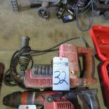 Lot 32 - Milwaukee Hammer Drill
