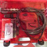 Lot 15 - Hilti TE-70 Hammer Drill