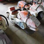 Lot 10 - Stihl TS730AU Gas Cut Off Saw