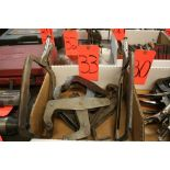 Box of (6) Clamps
