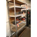 6-Shelf Unit *NO CONTENTS