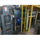 Lufkin Extruder With Electrostat 200hp Motor & Control Cabinet, M/N D165-611C, S/N 3213