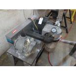 Novatec Vacuum Pump M/N VPDB-7.5 S/N 56596-3919 Mfg. Date 12-14