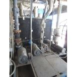 Pumping Station & Storage Tank With Four Motors, 75hp, Two 30hp, 10hp, Chemical Additive System Not