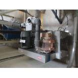 Novatec Vacuum Pump M/N VPDB-7.5 S/N 55203-3910 Mfg. Date 12-14