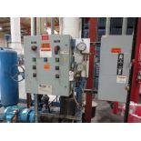 Flo-Pak Skid Mounted Pump Station, M/N CWP-CS-OS-P S/N A003827LP Mfg. Date 7-04