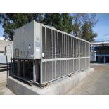 Trane Air Cooled Water Chiller, M/N RTAA1004XL01A0D0ABF S/N U99K02481