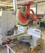 "Lot 7 - 12"" Milwaukee Sliding Compound Miter Saw"