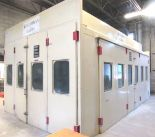 Lot 38 - Guardian Garda 13'W x 23'L x 9'H Totally Enclosed Paint Booth