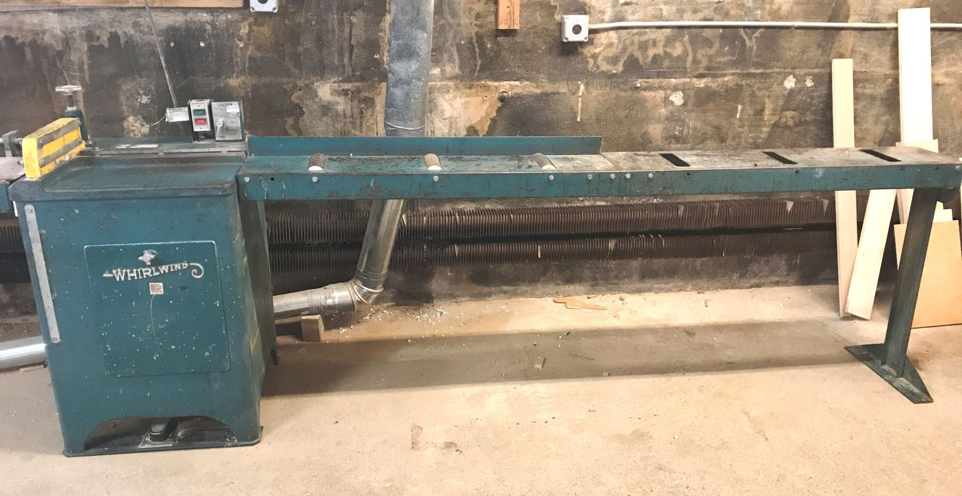 Whirlwind Mod.100L Cut Off Saw - Image 5 of 6