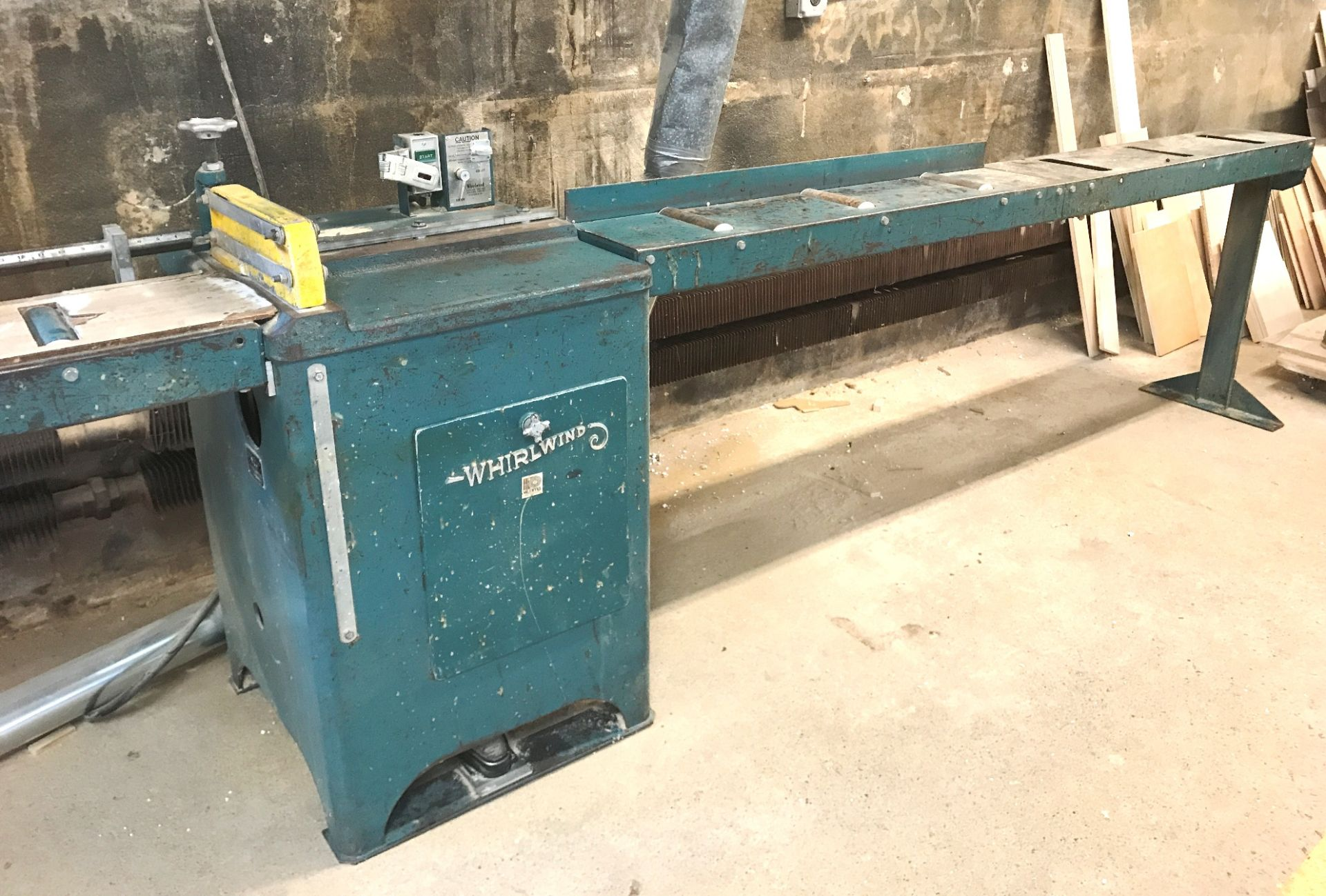 Whirlwind Mod.100L Cut Off Saw - Image 2 of 6