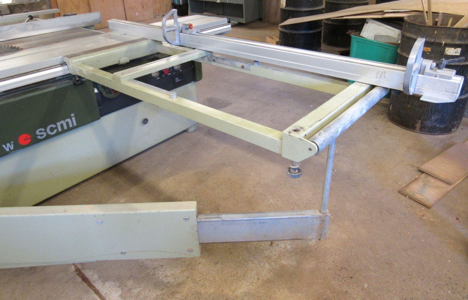 SCMI Mod.S116WA Sliding Table Saw - Image 3 of 7