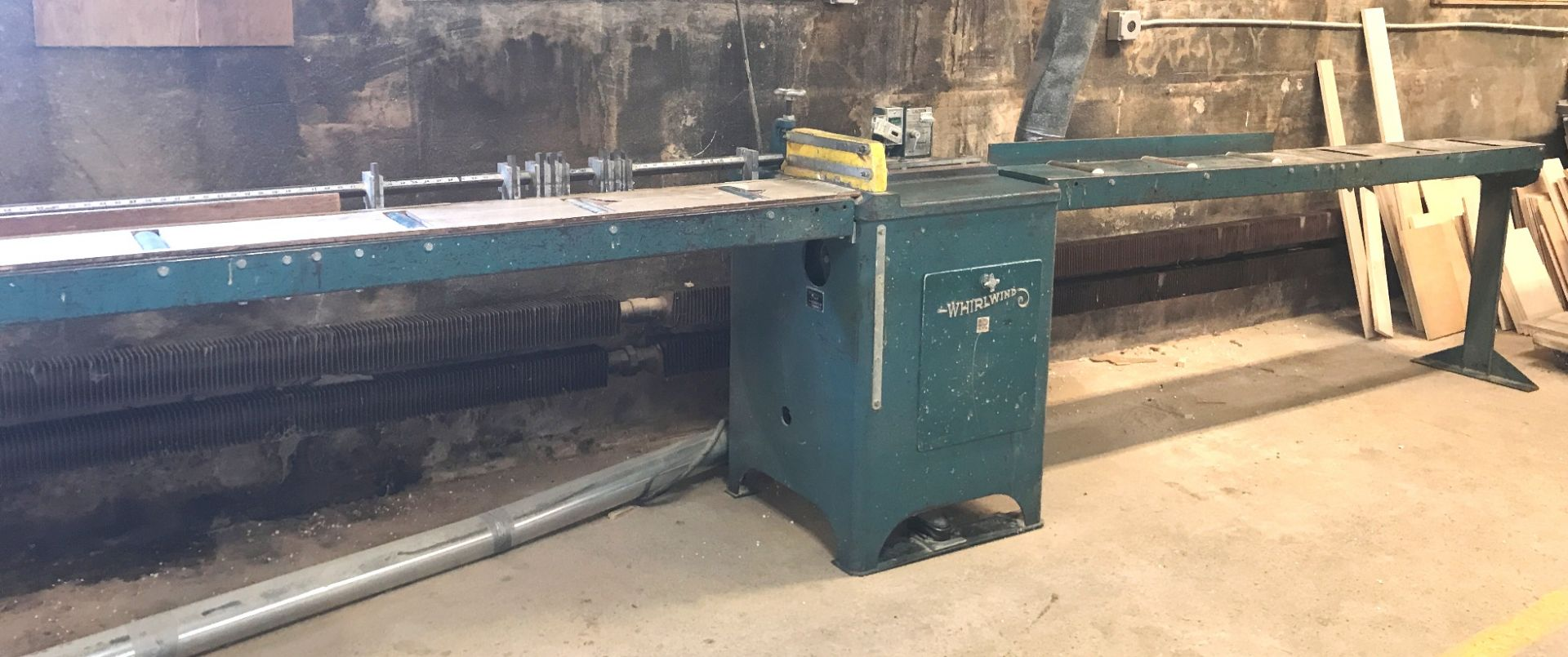 Whirlwind Mod.100L Cut Off Saw - Image 3 of 6