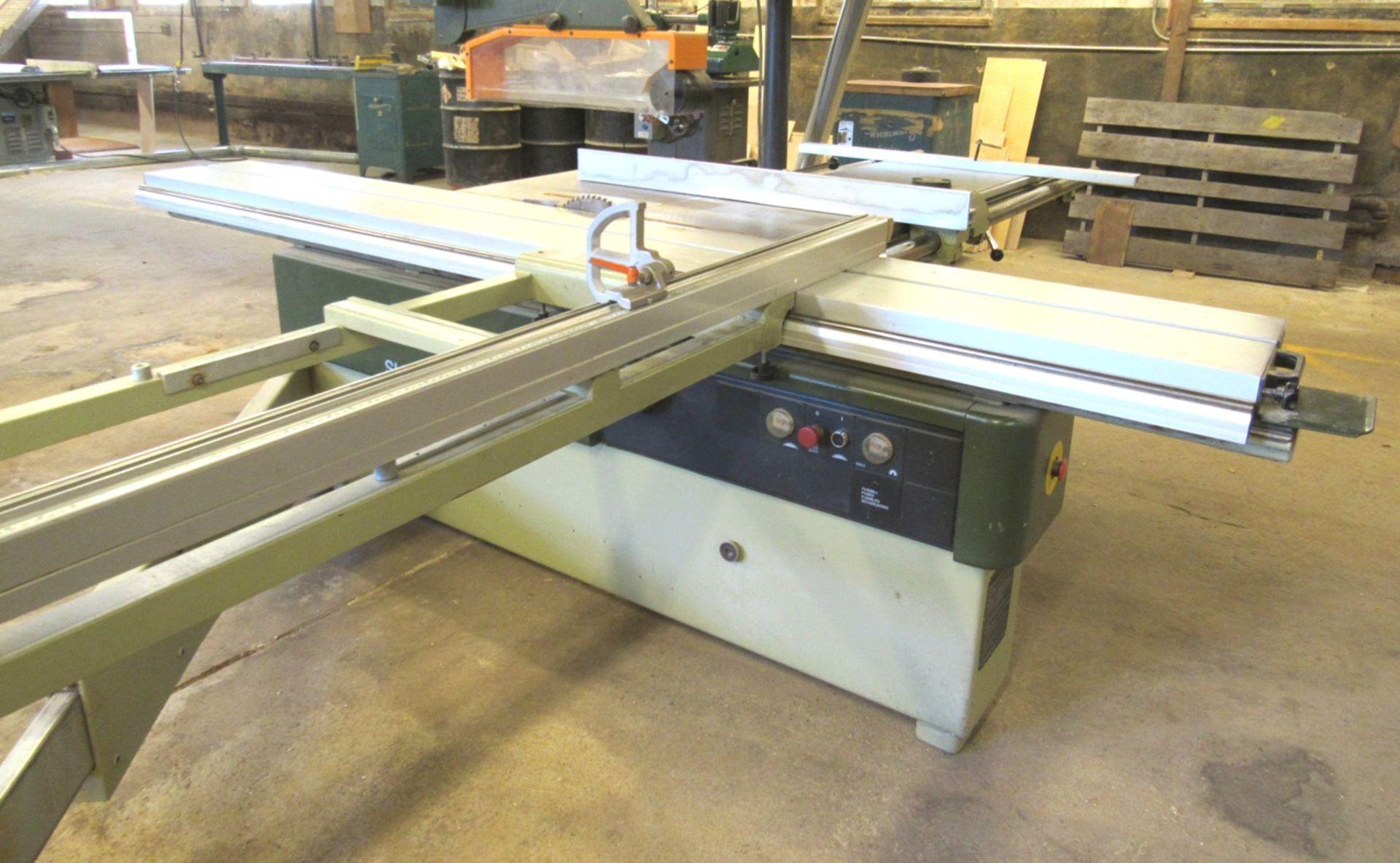 SCMI Mod.S116WA Sliding Table Saw - Image 7 of 7