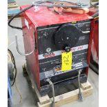 LINCOLN ELECTRIC IDEAL ARC 250 WELDER, S/N U10902P3047