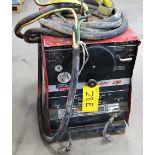 LINCOLN ELECTRIC IDEAL ARC 250 WELDER, S/N C100870037B