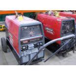 LINCOLN ELECTRIC PROPANE POWERED ARC WELDER, S/N K2336-2-11434