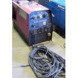 THERMAL ARC PREDATOR POWER PLUS TA10/270H, AC/DC WELDER, GAS POWERED, S/NC01426A1917070, W/CABLES