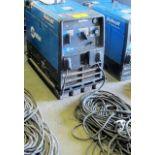 MILLER BOBCAT, 250 EFI, AC/DC WELDER, 12000 VOLT GENERATOR, GAS POWERED, S/N MG170210R W/CABLES