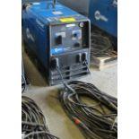 MILLER BOBCAT, 225, AC/DC WELDER, 11000 VOLT GENERATOR, GAS POWERED, S/N ME260255R W/CABLES