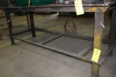 "Lot 31 - HD TABLES 3"" X 7 1/2"" (LOCATION 1: 1308 LE GILLILAND DR, TEXARKANA, AR 71854)"