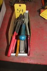 Lot 54 - BANDING TOOLS
