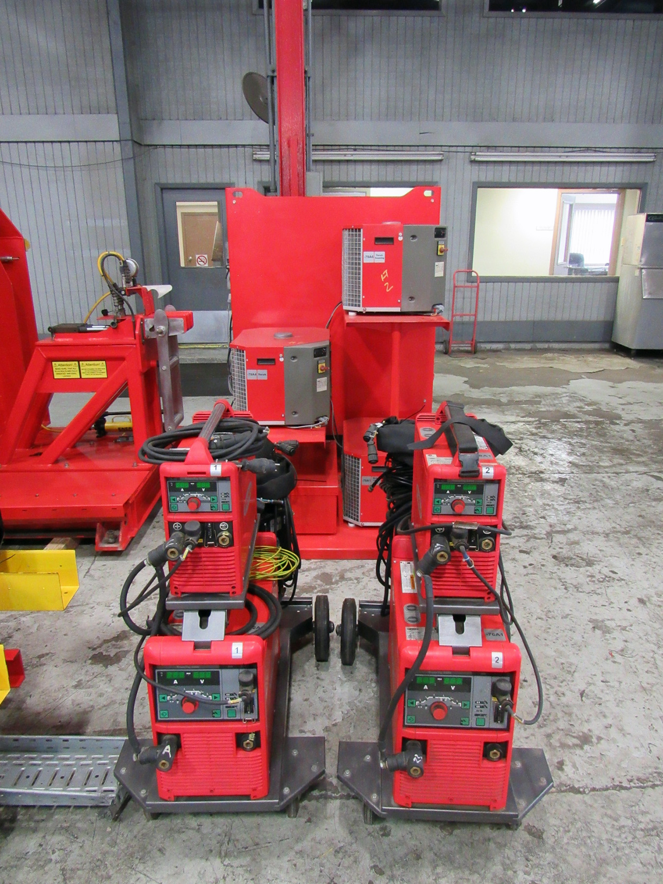 Lot 2 - FRONIUS ID PIPE CLADDING MACHINE