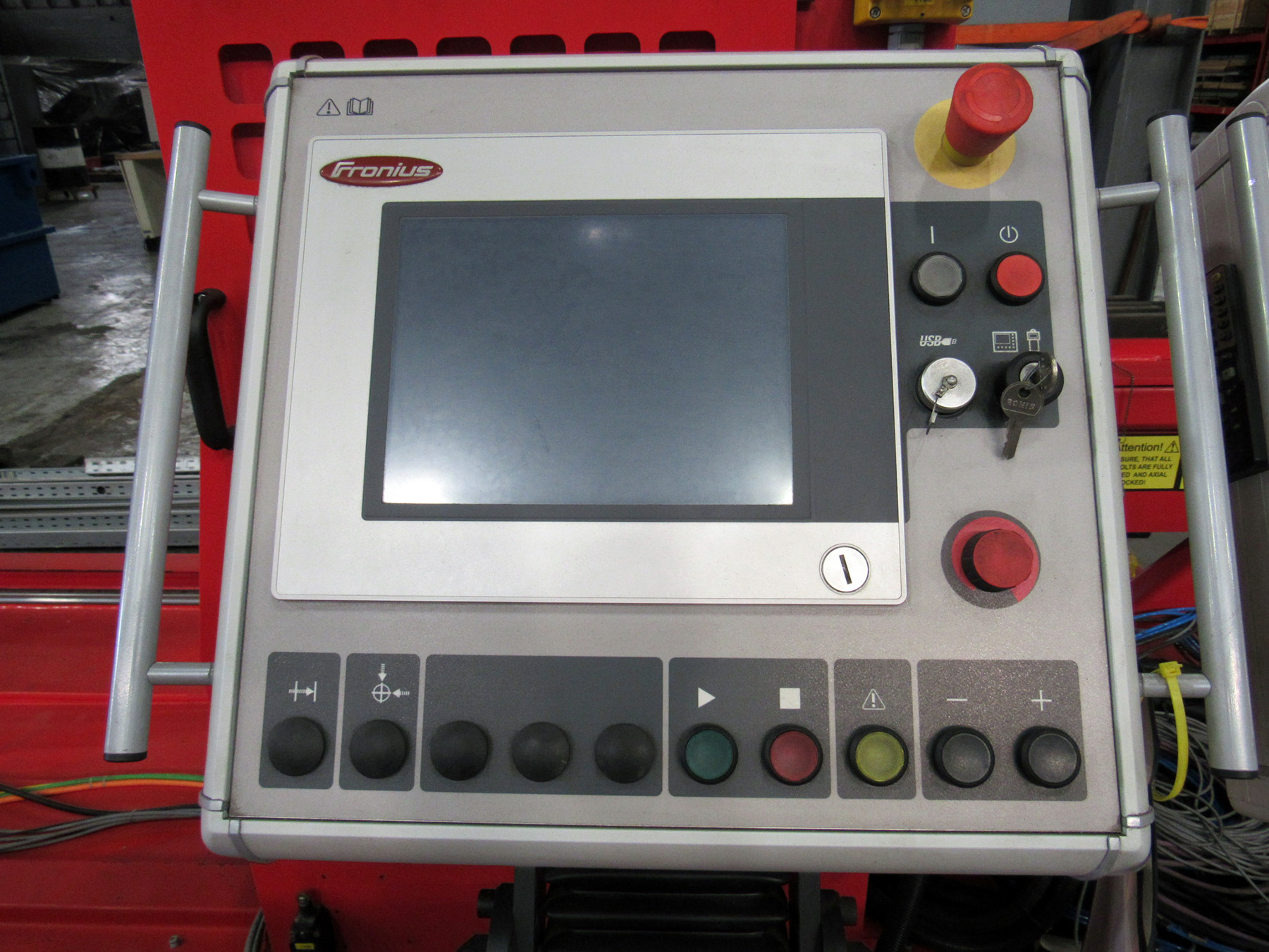 Lot 1 - FRONIUS ID PIPE CLADDING MACHINE
