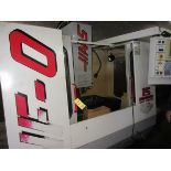 1997 Haas VF-O CNC Vertical Machining Center, s/n 10280, 15 HP, 710 IPM, I-Bag Spindle, 50,000 RPM