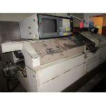 Citizen E32 Dual Turret CNC Swiss Screw Machine w/Bar Feed & High Pressure Coolant System