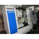 2009 Hurco VM10U CNC Vertical Machining Center, 5 Axis, s/n 06003039AKBA, Max CNC Control